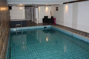 Schwimmbad im Hotel Friesengeist
