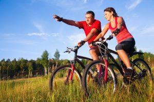 Fahrradtour durch Ostfriesland